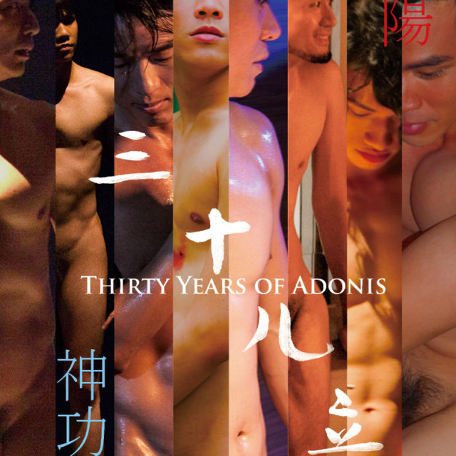 42-Thirty Years of Adonis32 - Nine Suns cover